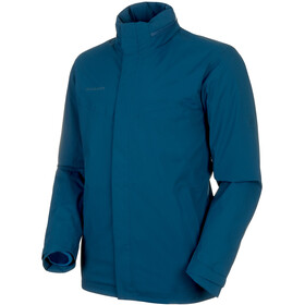 Mammut Trovat 3 in 1 HS Hooded Jacket Men wing teal-sapphire